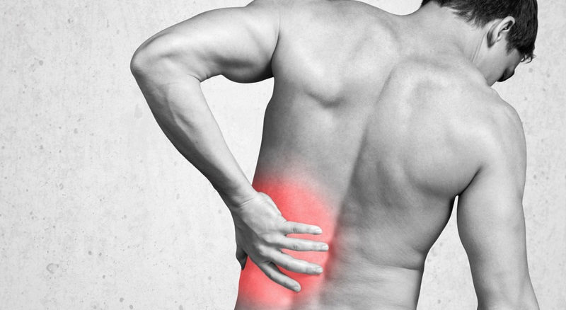 how to get rid of back pain with laser therapy treatment