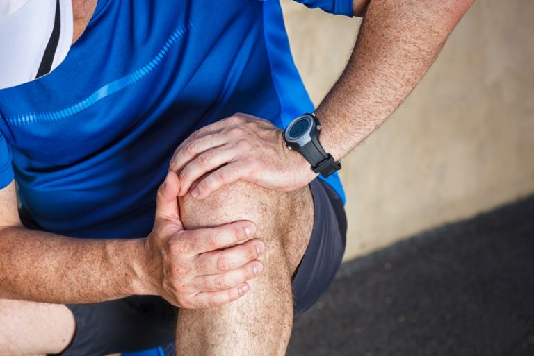 Try Losing Weight to reduce knee pains