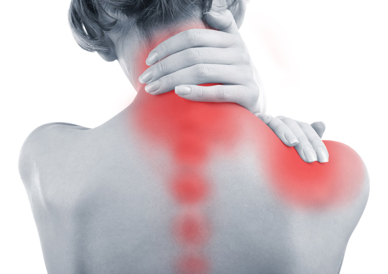 How to get rid of pain in the neck with low-level laser therapy?