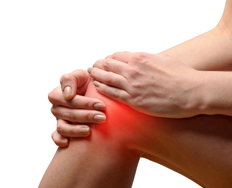 Inner knee pain treatment