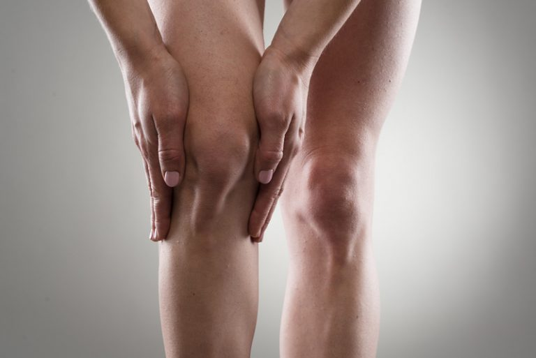 pains in the knee joint caused by Osteoarthritis